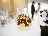 Tendenza wedding 2012: bouquet di frutta fresca!